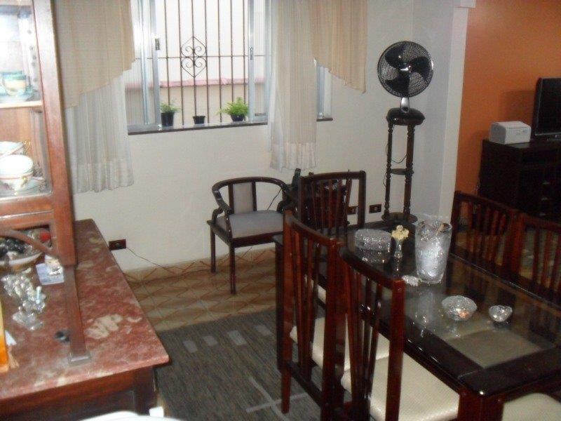 Casa 3 Dorm, Embaré, Santos (CA0236) - Foto 6