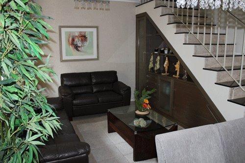 Casa 3 Dorm, Aparecida, Santos (CA0170)