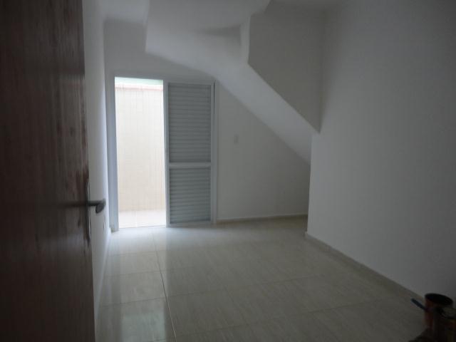 Casa 2 Dorm, Aparecida, Santos (SO0145) - Foto 9