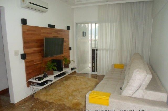 Apto 2 Dorm, Vila Belmiro, Santos (AP3893)