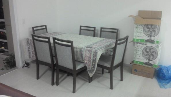Apto 3 Dorm, Vila Belmiro, Santos (AP3122) - Foto 3