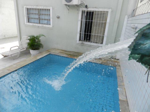 Casa 3 Dorm, Embaré, Santos (CA0211) - Foto 3