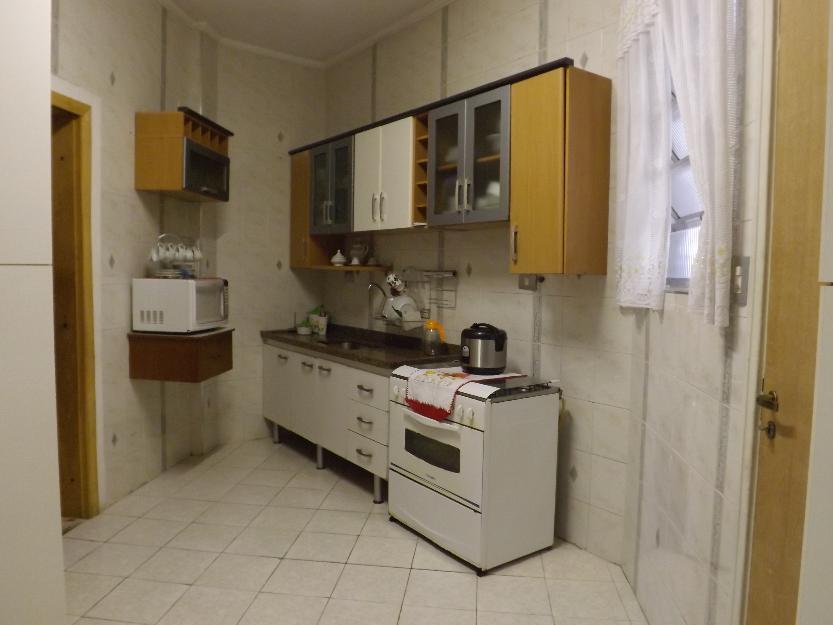 Apto 3 Dorm, Gonzaga, Santos (AP2833) - Foto 4