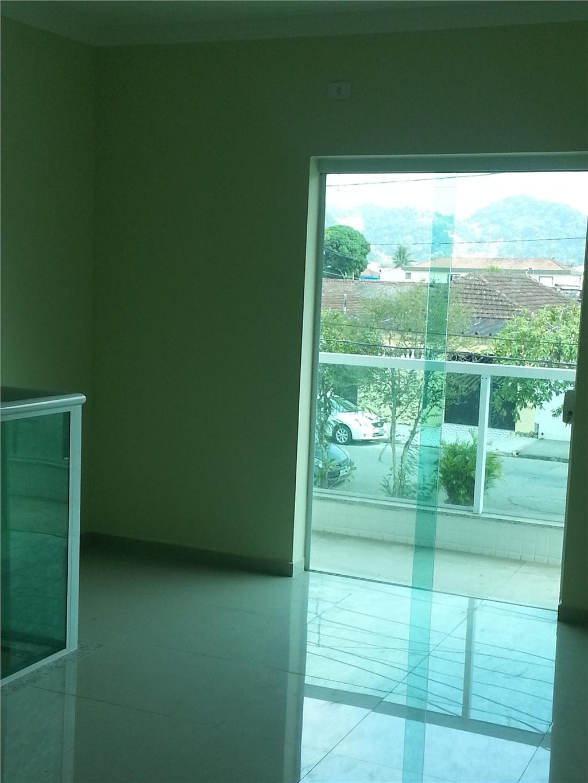 Casa 3 Dorm, Vila São Jorge, São Vicente (CA0156)