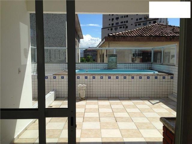 Casa 3 Dorm, Aparecida, Santos (CA0256) - Foto 4