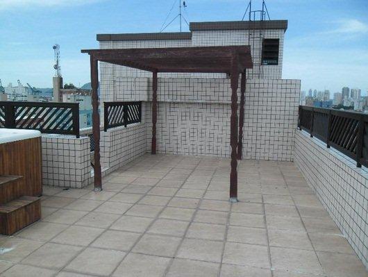 Mello Santos Imóveis - Cobertura 4 Dorm, Aparecida - Foto 16