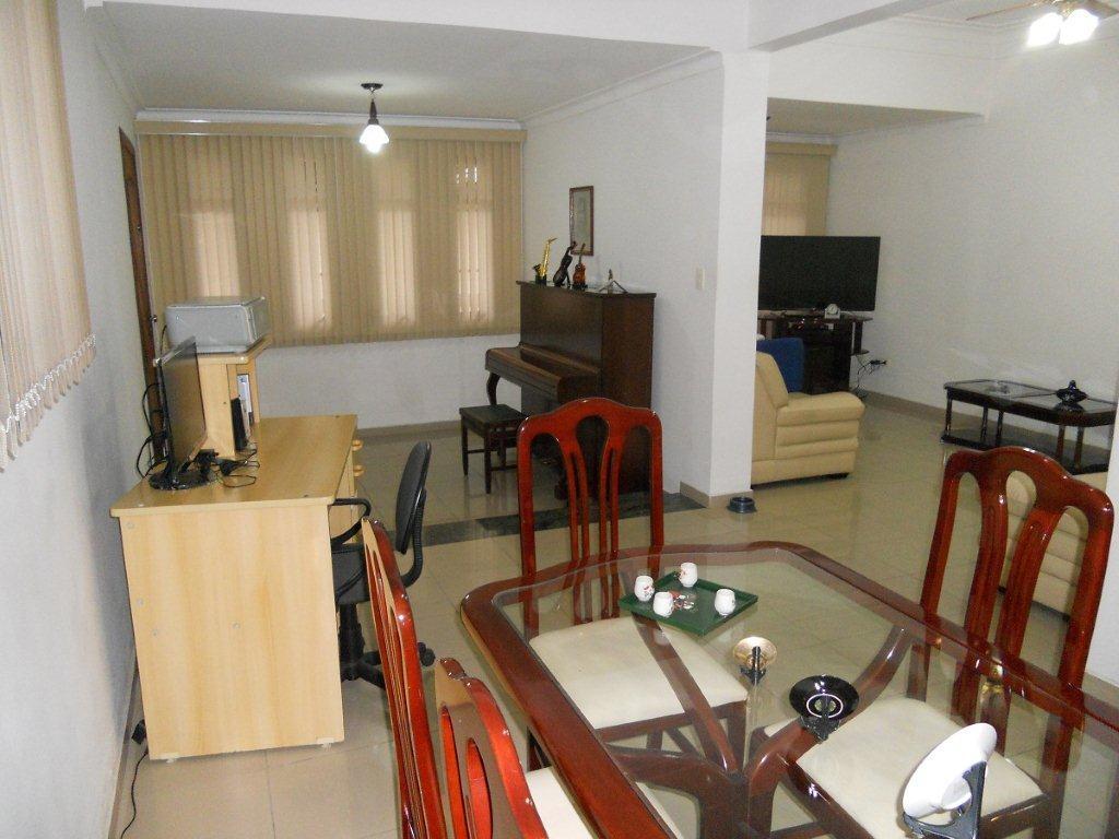 Casa 3 Dorm, Embaré, Santos (CA0249) - Foto 11