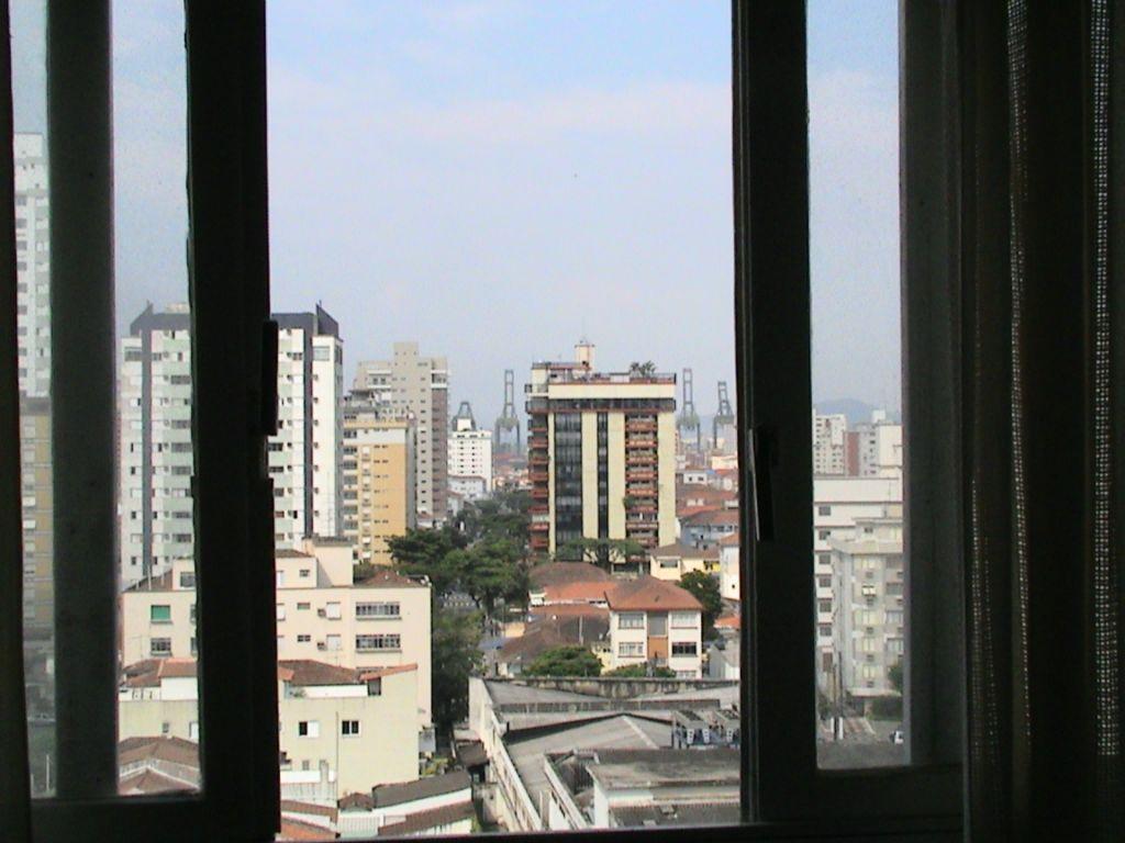 Apto 1 Dorm, Aparecida, Santos (AP1731) - Foto 2