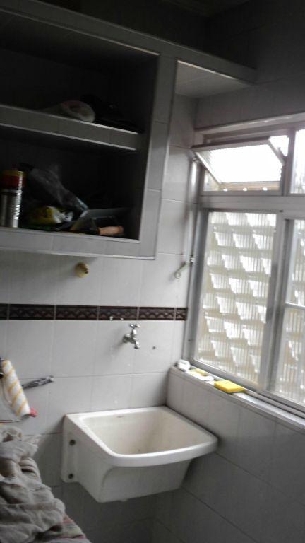 Apto 2 Dorm, Vila Matias, Santos (AP2165) - Foto 2