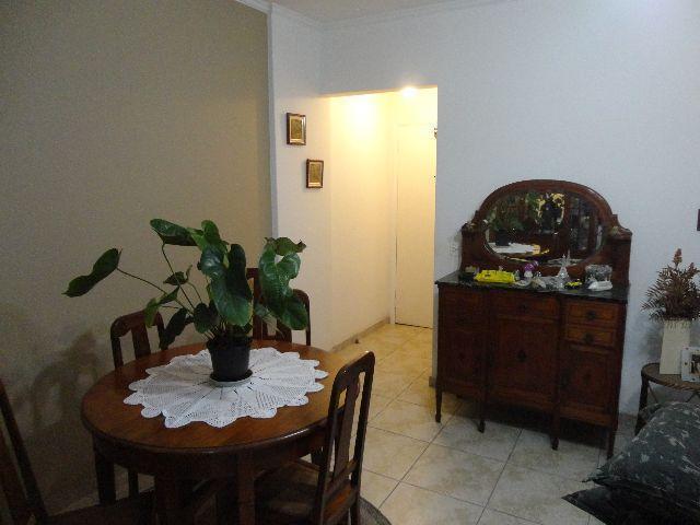 Mello Santos Imóveis - Apto 2 Dorm, Embaré, Santos - Foto 2