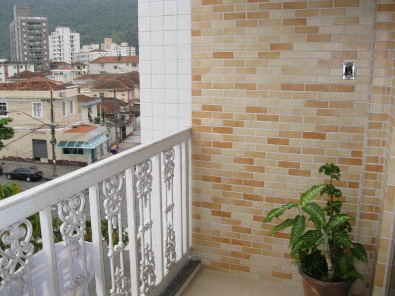 Apto 2 Dorm, Vila Belmiro, Santos (AP3438) - Foto 6