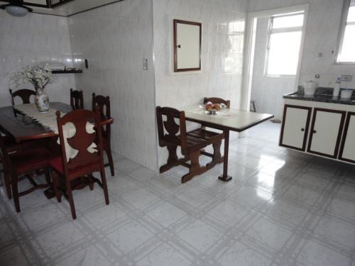 Apto 3 Dorm, Gonzaga, Santos (AP0889) - Foto 9