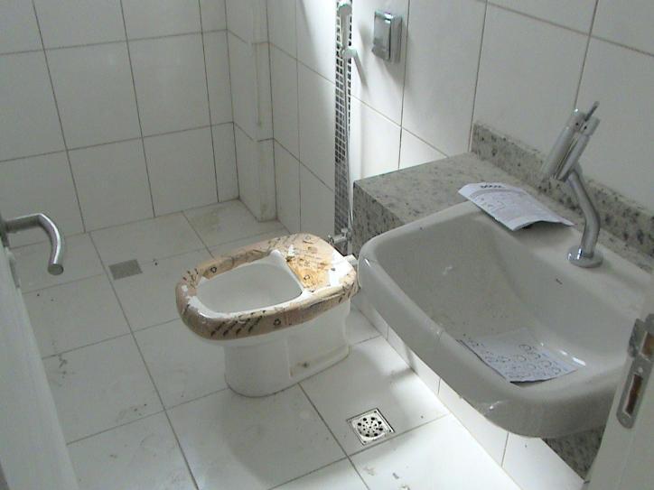 Casa 3 Dorm, Embaré, Santos (SO0099) - Foto 12