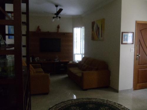 Casa 3 Dorm, Ponta da Praia, Santos (SO0100)