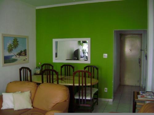 Apto 2 Dorm, Itararé, São Vicente (AP0509) - Foto 4