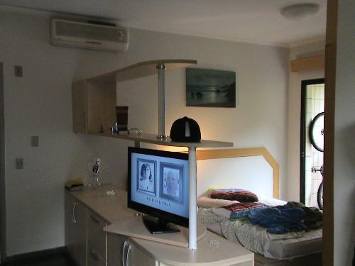 Flat 1 Dorm, Itararé, São Vicente (FL0002)