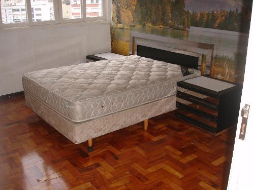 Apto 2 Dorm, Gonzaga, Santos (AP0496) - Foto 5