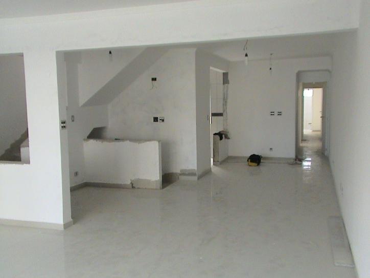 Casa 3 Dorm, Embaré, Santos (SO0099)