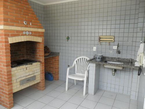Cobertura 3 Dorm, Pompéia, Santos (CO0032) - Foto 5
