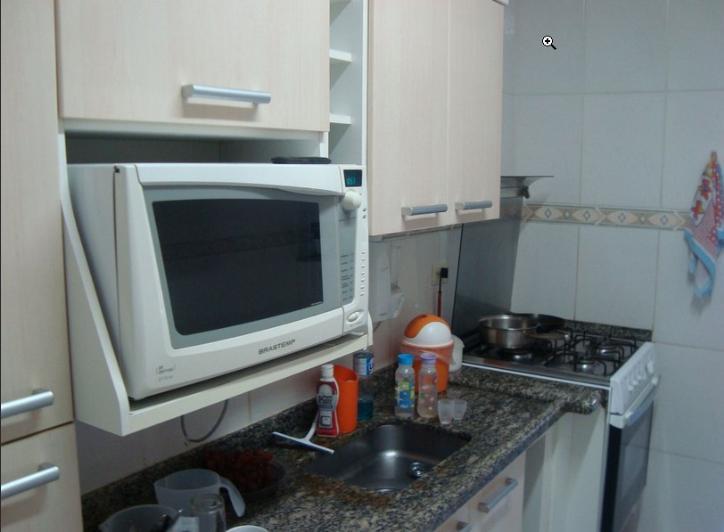 Apto 2 Dorm, Marapé, Santos (AP0289) - Foto 11