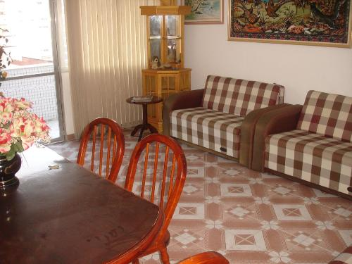 Apto 2 Dorm, Gonzaga, Santos (AP0808)