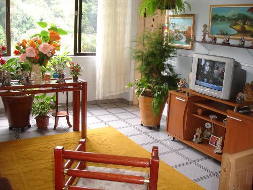 Apto 2 Dorm, Itararé, São Vicente (AP0490)