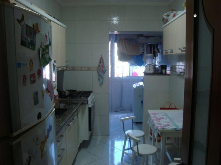 Mello Santos Imóveis - Apto 2 Dorm, Marapé, Santos - Foto 2