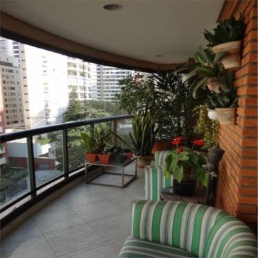 Apto 3 Dorm, Moema, São Paulo (336239)