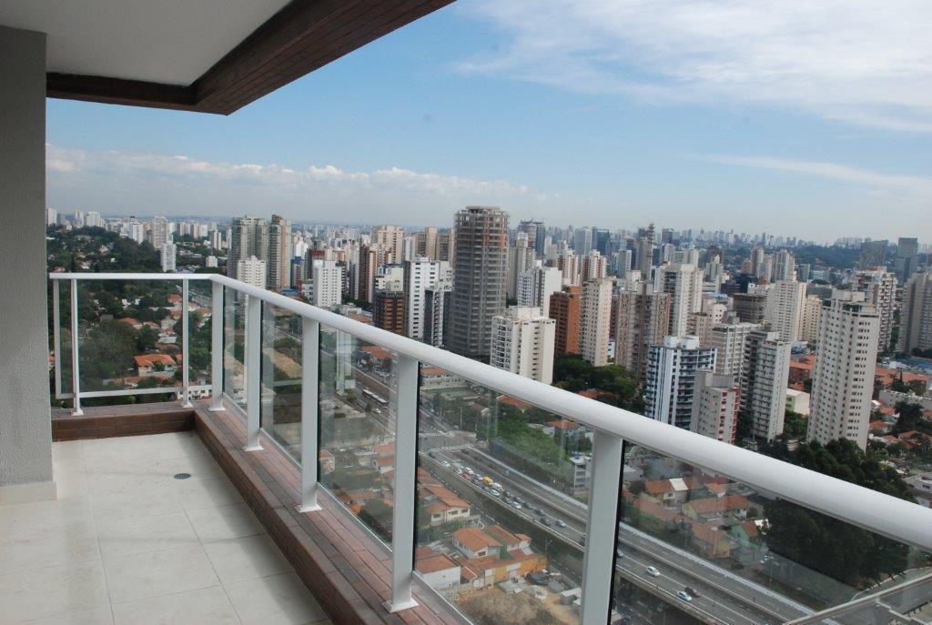 Apto 1 Dorm, Campo Belo, São Paulo (347734)