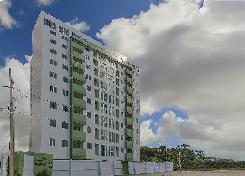 Alugo apartamento com 2 dormitórios para alugar, 53 m² por R$ 1.400,00/mês - Bancários - João Pessoa/PB R$ 1900 c/ cond.