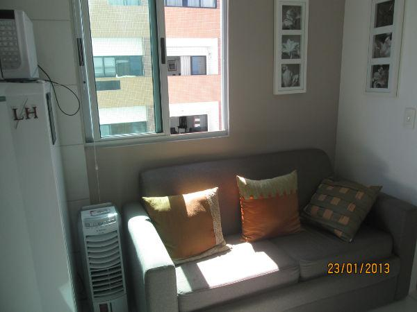 Flat com 1 dormitório para alugar, 25 m² por R$ 150/dia - Tambaú - João Pessoa/PB