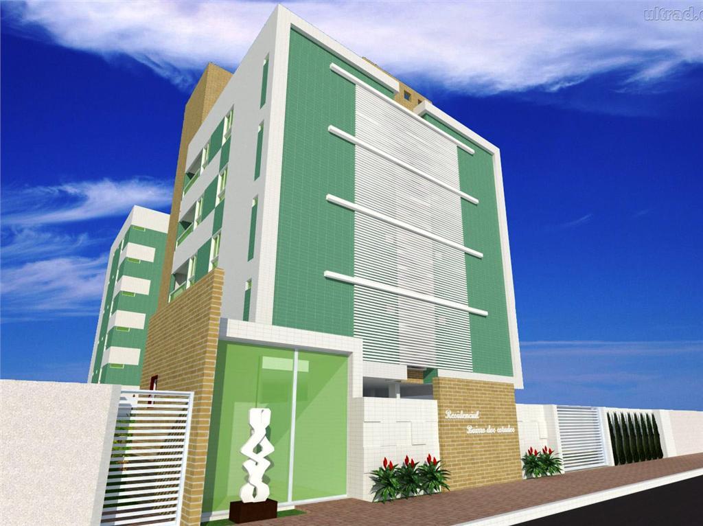 Apartamento residencial à venda, Bairro dos Estados, João Pe