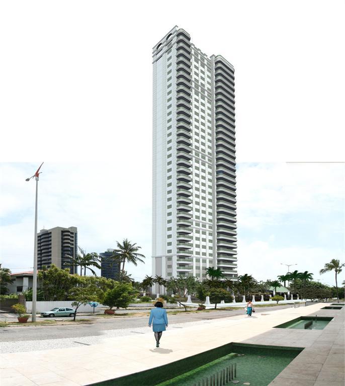 Apartamento residencial à venda, Altiplano Cabo Branco, João de Figueiredo Imoveis.'