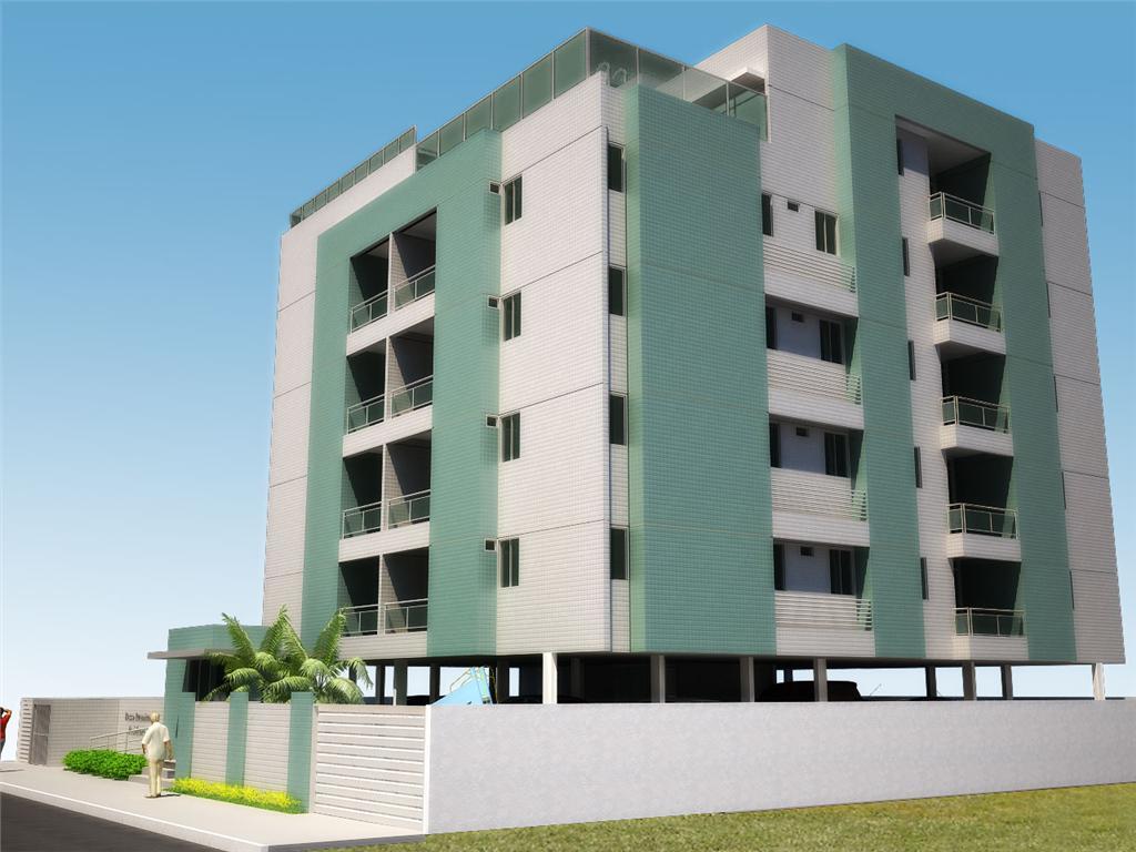 Apartamento com 3 dormitórios à venda, 95 m² por R$ 350.000,00 - Bessa - João Pessoa/PB