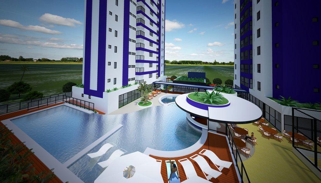 ALUGO Apartamento com 3 dormitórios para alugar, 91 m² por R$ 2.000/mês - Bairro dos Estados - João Pessoa/PB