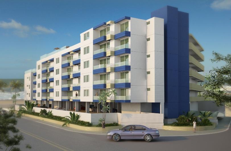 Apartamento com 3 dormitórios à venda, 65 m² por R$ 450.000 - Bessa - João Pessoa/PB