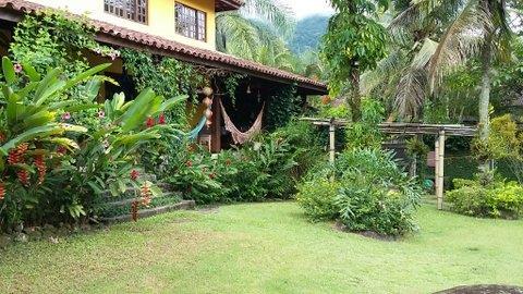 Casa residencial à venda, Cocaia, Ilhabela.