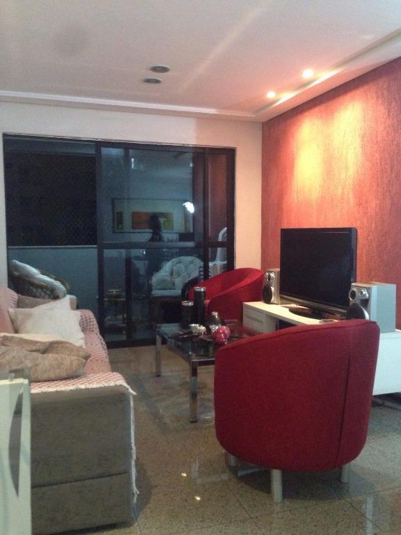 Apartamento  residencial à venda, Dionisio Torres, Fortaleza...
