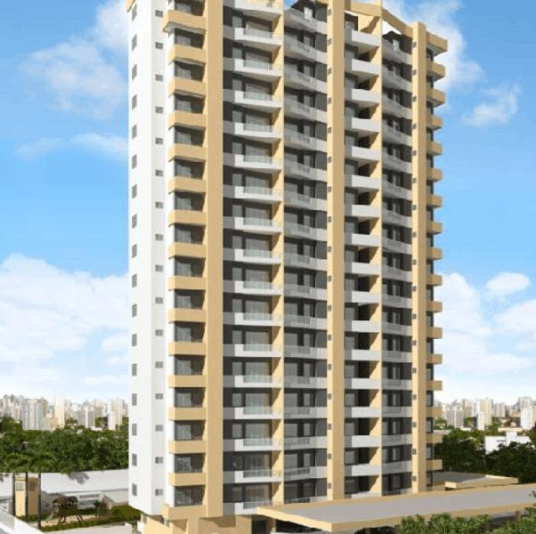 Apartamento residencial à venda, Engenheiro Luciano Cavalcan...
