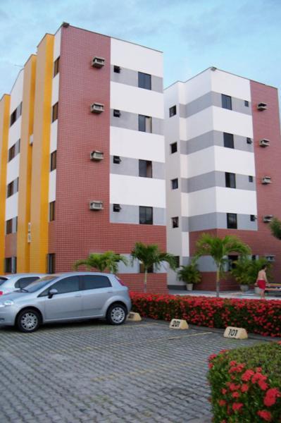 Apartamento  residencial à venda, Cidade dos Funcionários, F...
