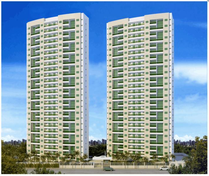 Apartamento à venda, Cocó, Fortaleza - AP3138.