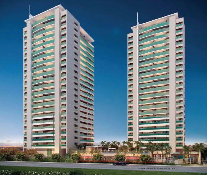 Apartamento à venda, Guararapes, Fortaleza - AP2661.