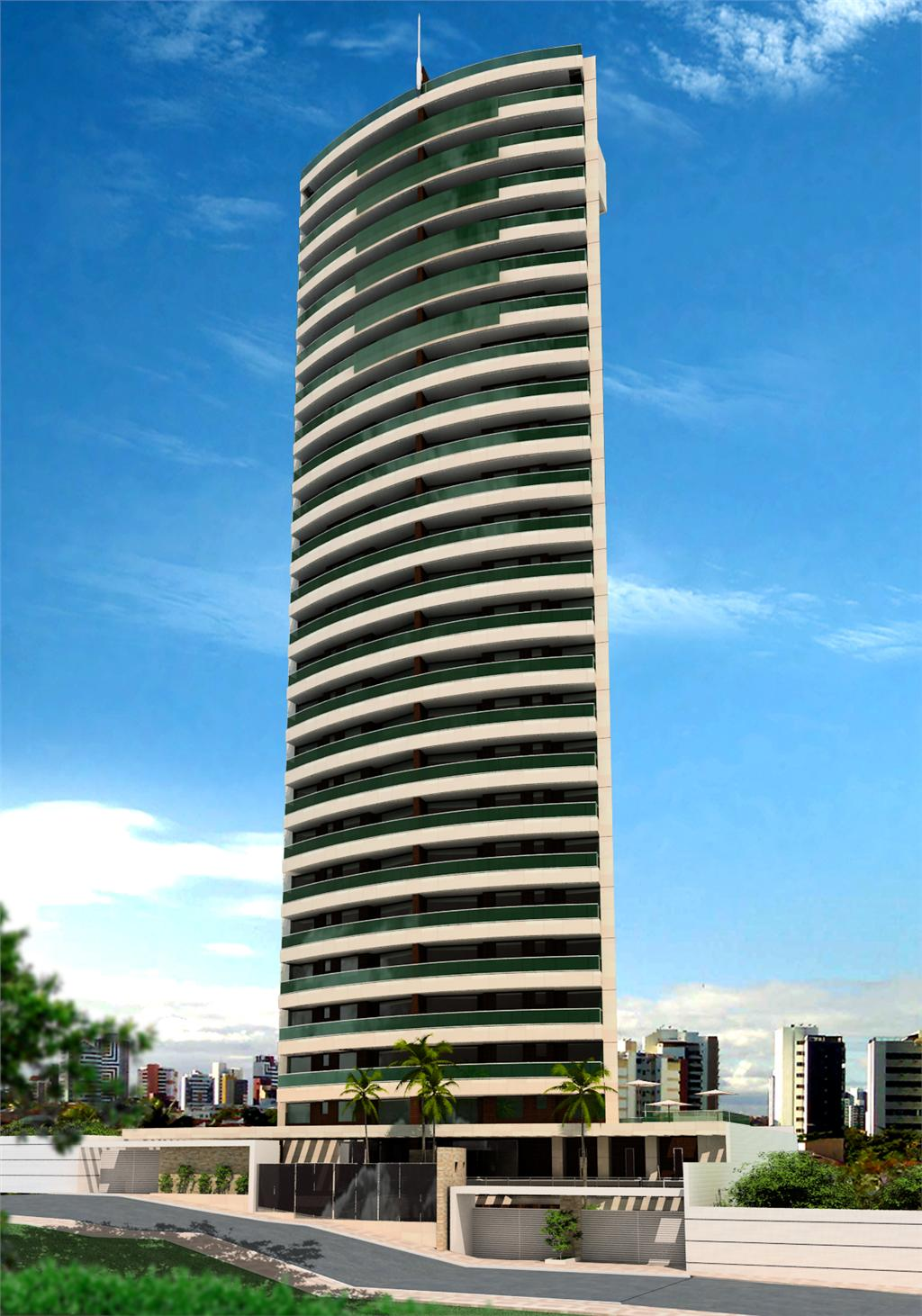 Apartamento à venda, Meireles, Fortaleza - AP3734.