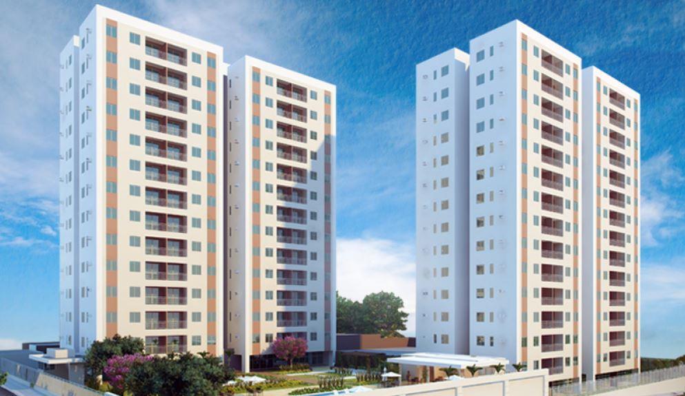 Apartamento à venda, Castelão, Fortaleza.