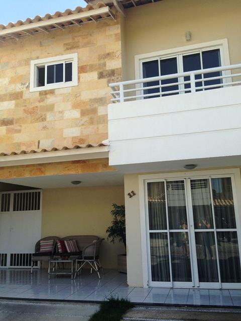 Casa Condomínio à venda, Edson Queiroz, Fortaleza - CA1974.