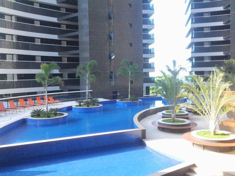Apartamento vista mar à venda, Meireles, Fortaleza - AP4405.
