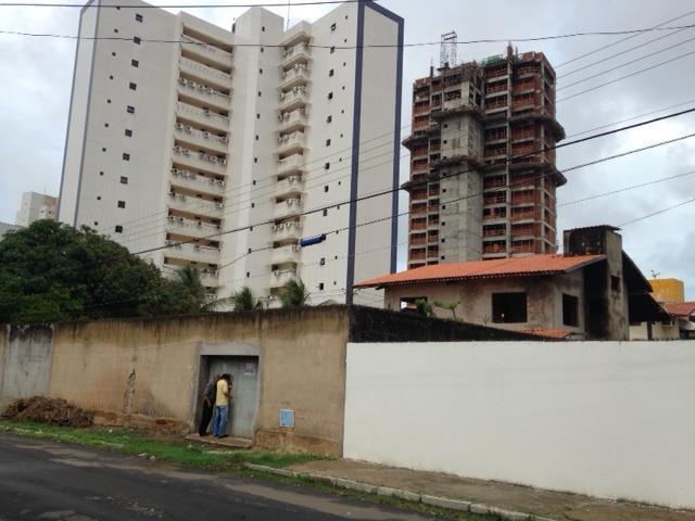 Terreno residencial à venda, Engenheiro Luciano Cavalcante, ...