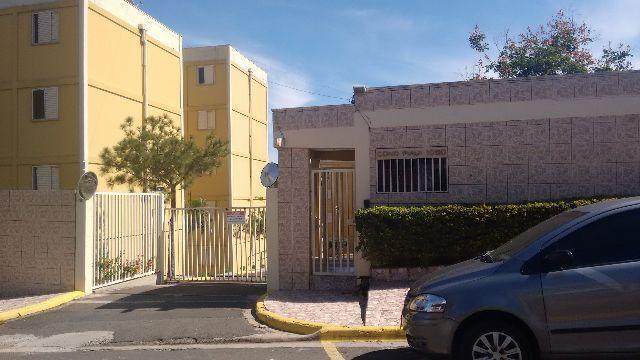 Apartamento  residencial à venda, Parque Residencial Vila Un...