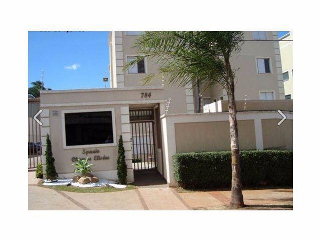 Apartamento  residencial à venda, Fazenda Santa Cândida, Cam...