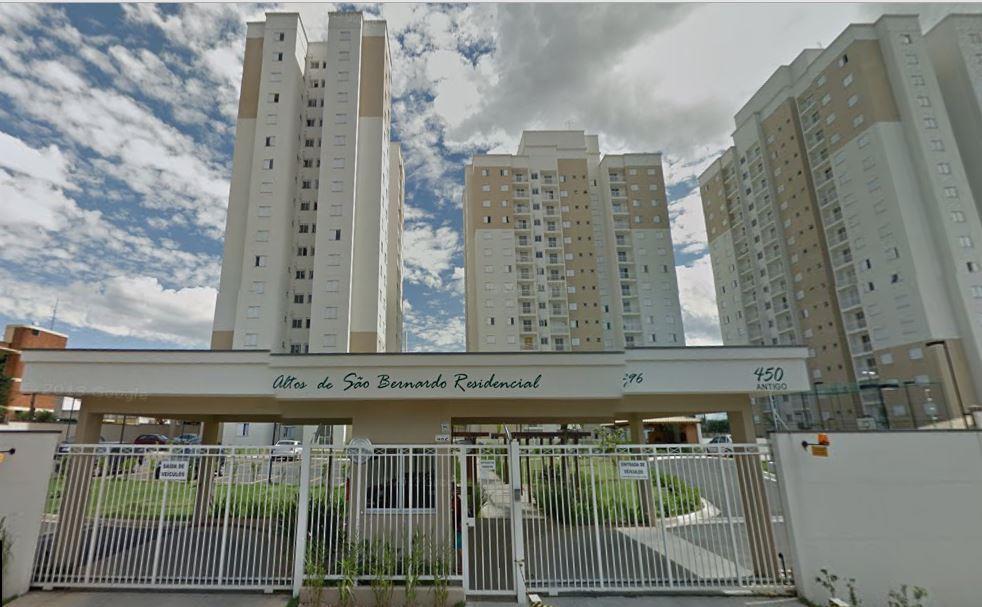 Apartamento  residencial à venda, São Bernardo, Campinas.